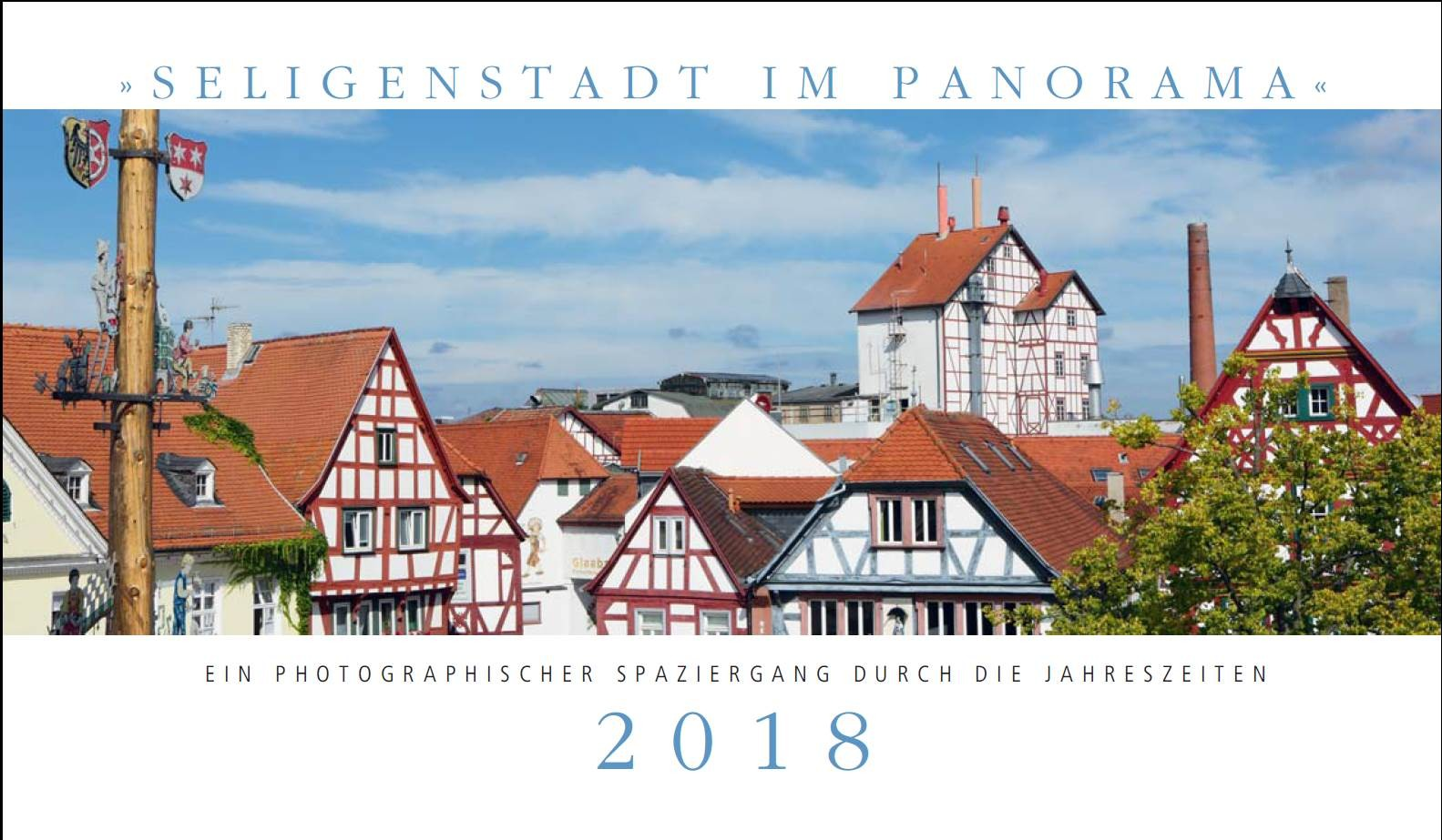 Titelbild des Panorama Kalenders 2018