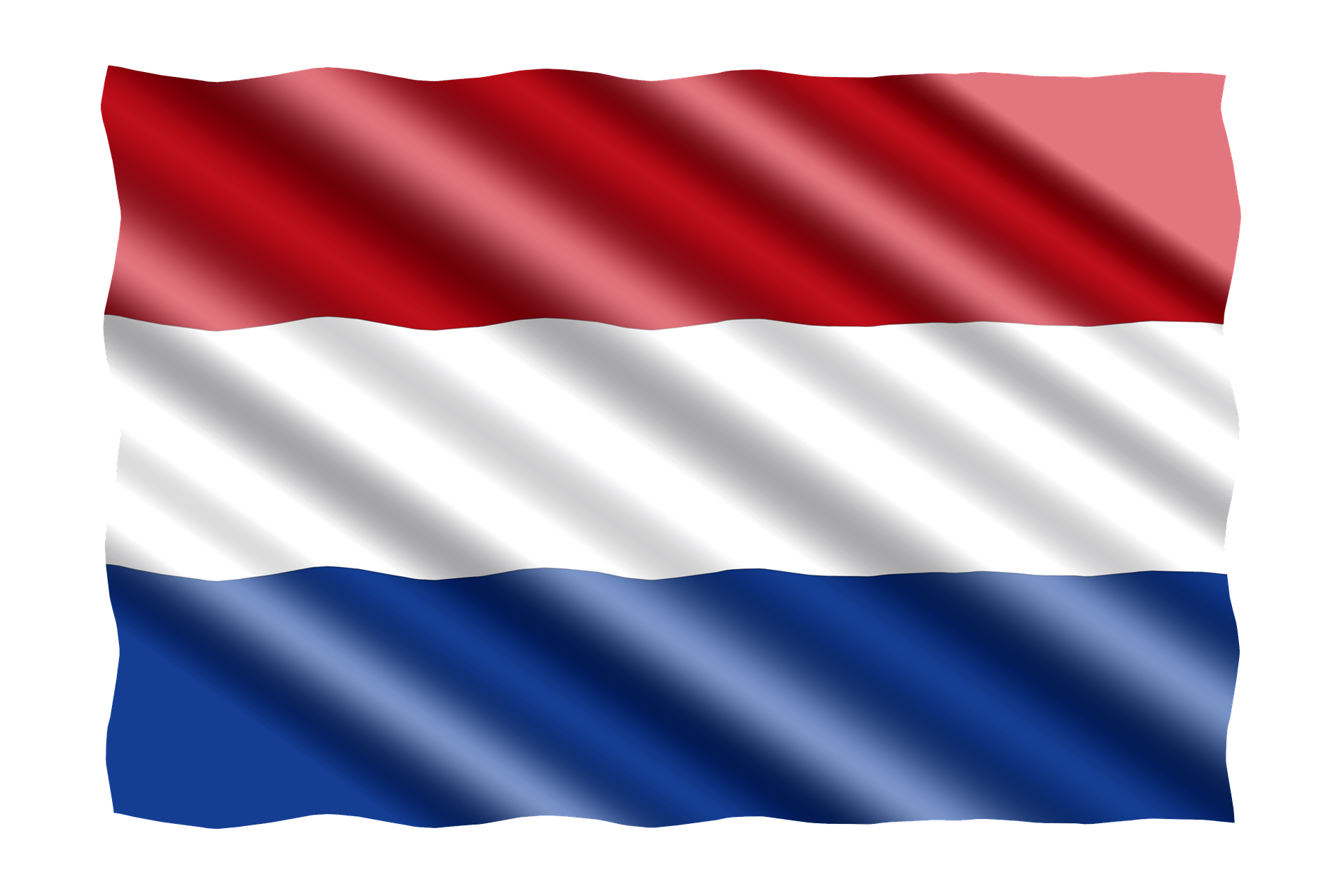 Holland Flagge